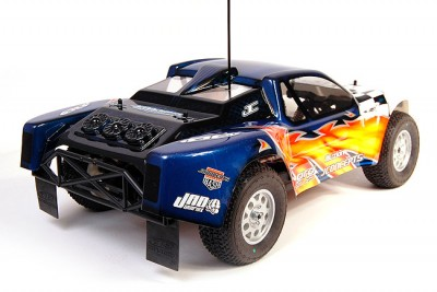 JConcepts Truth SC10 body shell