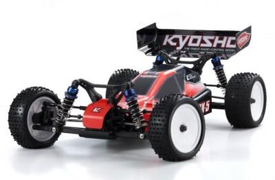 Kyosho Lazer ZX-5 4wd Readyset