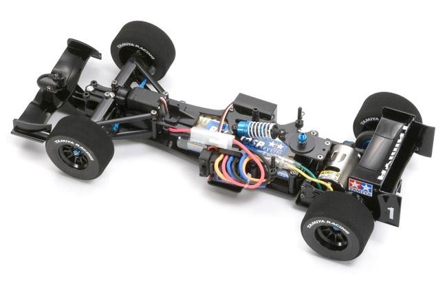 Tamiya F104 Setup Tamiya F104 Pro Formula