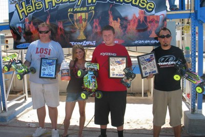 Cody King wins Tri State Buggy Champs