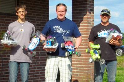 Mesker & Heremans win BNK Rd3