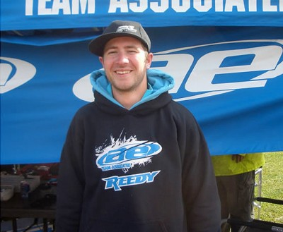 Neil Cragg wins BRCA 1/8th Off-Road Rd4