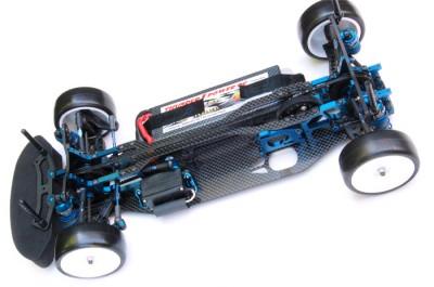 Exotek Racing TC5X LiPo Chassis