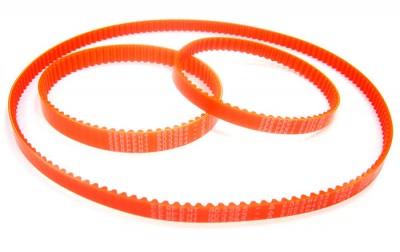 Serpent 966 Orange drive belts