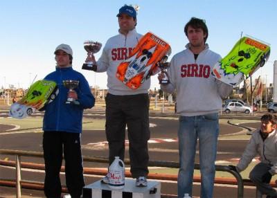 Sebastián Recio wins Rd2 in Argentina