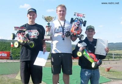 Martin Bayer wins big at Bokor Cup 2009
