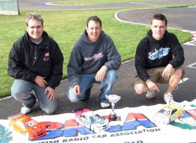 Grainger & Bowden take BRCA TC Rd3