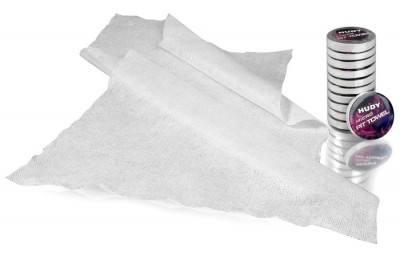 Hudy compact cleaning towels