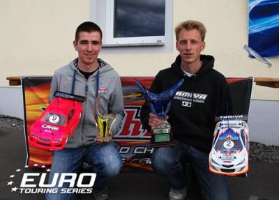Groskamp & Rajki crowned 08/09 ETS Champions