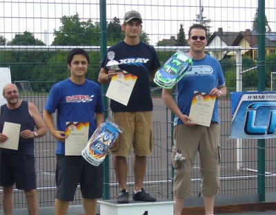 Steven Weiss wins middle Germany Rd3