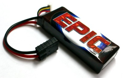 Team Epic Mini LiPo For Traxxas Slash & E-Revo