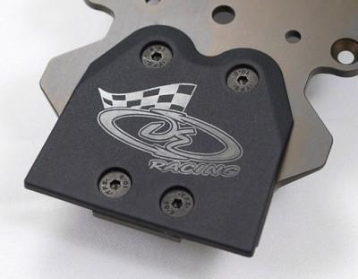 DE Racing Z01B & Hyper 9 Skid plates
