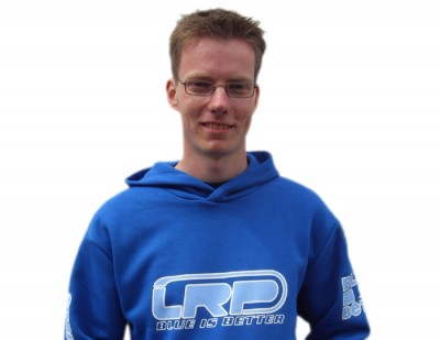Freddy Sudhoff joins LRP team