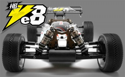 Hot Bodies Ve8 Electric 1/8th scale buggy