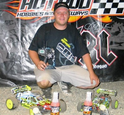 Cody King does double at JBRL