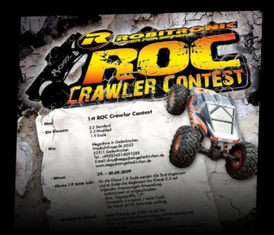 Robitronic ROC Crawler Contest