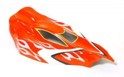 Team AJ X-Factory X-6 body shell