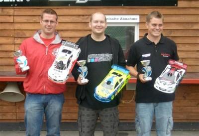 Second win for René Puepke in Western Germany