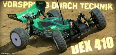 Vorsprung durch Technik - Durango DEX410
