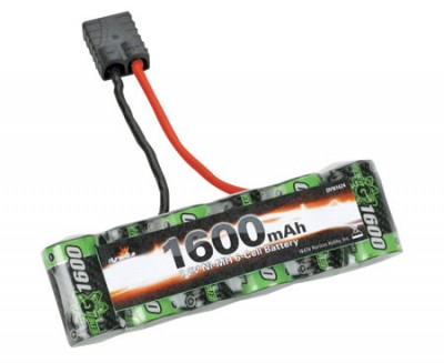 Dynamite 7.2V 1600mAh NiMh 6-cell battery pack