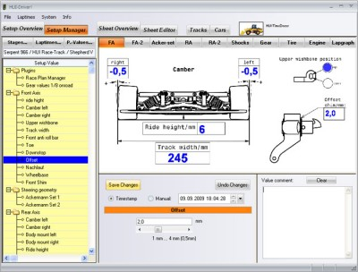 Item Software Systems HUI Driver