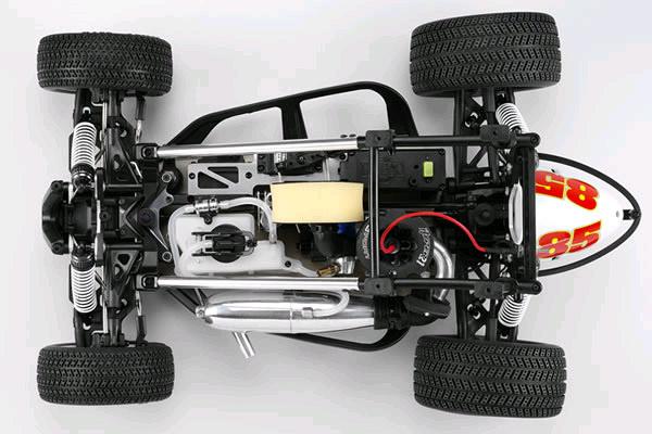 hobao hyper sprint rtr nitro stock car hobbytalk. Black Bedroom Furniture Sets. Home Design Ideas