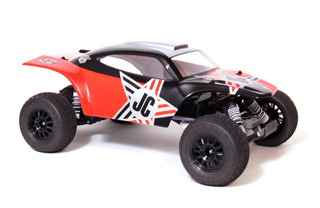 JConcepts BAJR Slash Body Shell