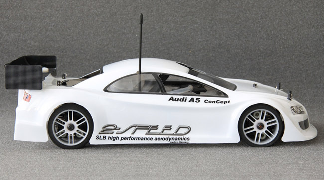 red rc rc car news xceed rc audi a5 1 10 scale body