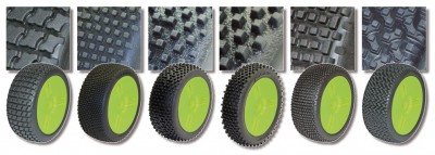 GRP Endurance buggy tire