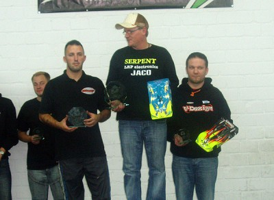 Mobers does double at European Pan Series Rd1