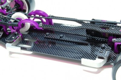 Exotek Racing HBX LiPo Chassis for Cyclone