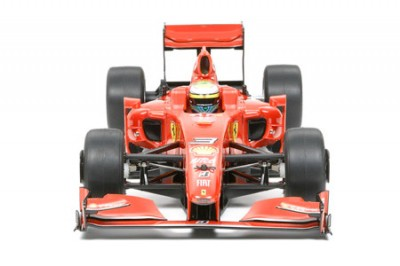 Tamiya F104 Officially licensed Ferrari F60