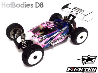 BittyDesign 1/8 buggy Fighter bodies