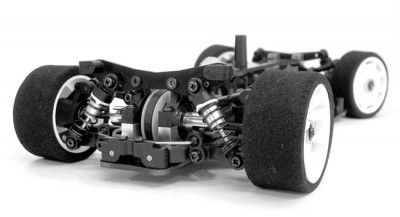 MicroCute Q2 1/18 4wd chassis