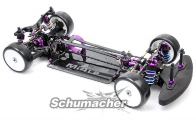 Schumacher Mi4LP Pro & Race Touring cars