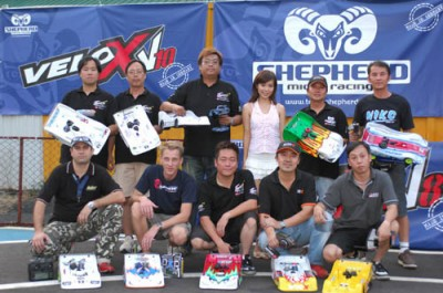 Groskamp & Chi Hung win at Shepherd Asia Cup