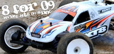 Xray XT8 2009 Spec - 8 for 09