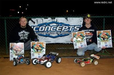 Ryan Maifield TQs and wins 2009 Fall Brawl