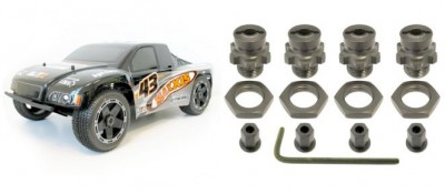 AKA Blitz & Slash 4x4 1:8 Wheel adapters