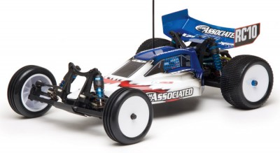 Team Associated RC10B4.1 RTR buggy