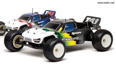Team Associated RC10T4.1 Brushless RTR truck