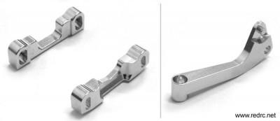 CSO 733 Suspension brackets & Chassis stiffener
