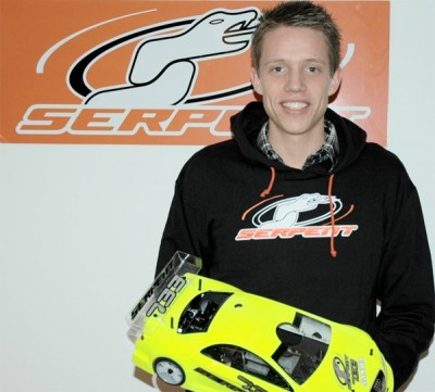 Daan Jacobs rejoins Serpent to race the 733