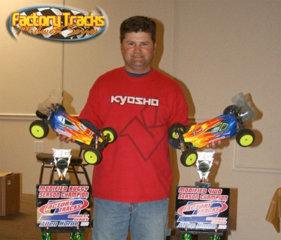 Al Horne does double in FTMS Series
