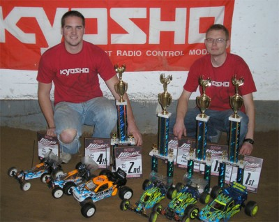 Adam Rayls wins big at Illinois State Race