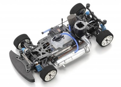 Kyosho V-One RRR Shimo Edition
