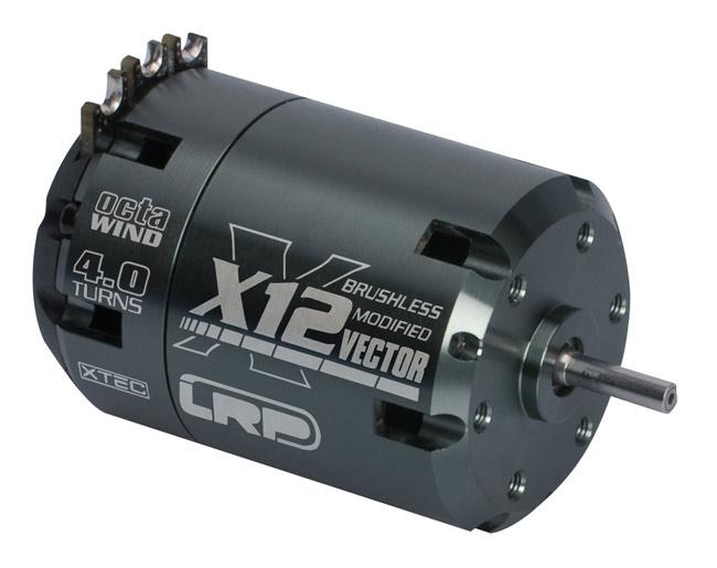 Lrp Vector X12 Octa Wind Bl Motors Hobbytalk