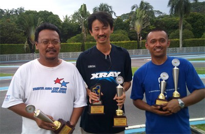 Jackie Siow takes Malaysian National title