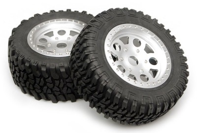 RC4wd Outlaw Baja wheels & Rok Lox tires