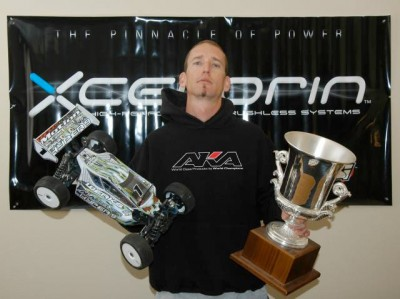 Kortz takes inagural ROAR 1/8th Electric Buggy title